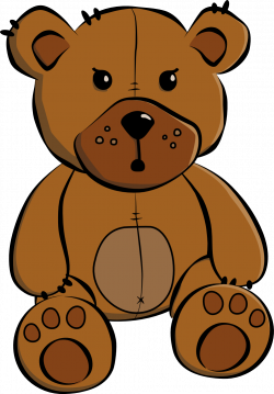teddy bear clipart transparent