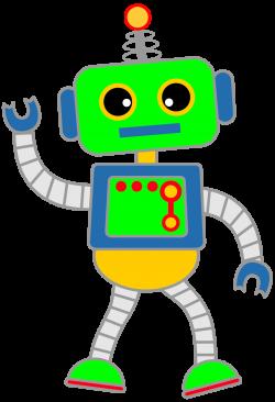 technology clipart robot
