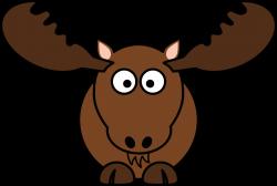 Animal clipart moose