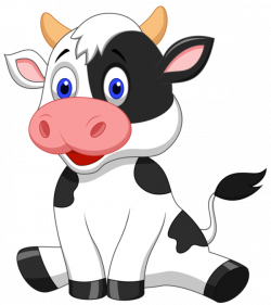 Animal clipart cow