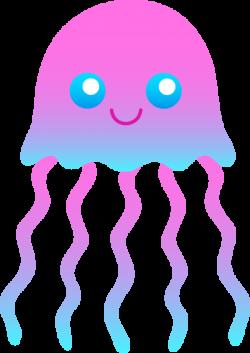 Animal clipart jellyfish