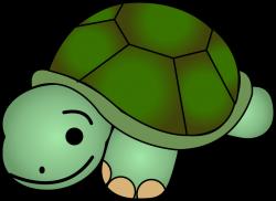 turtle clipart kid