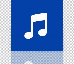 itunes logo blue