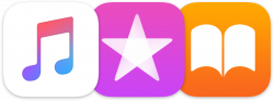itunes logo apple