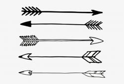 transparent arrow tribal