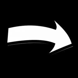 transparent arrow background