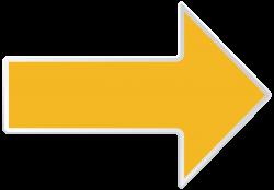 transparent arrow yellow