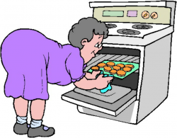 baking clipart oven