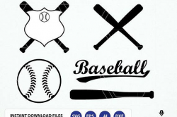 baseball clip art svg
