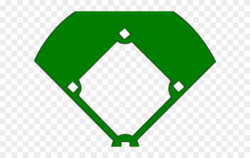 baseball diamond clipart transparent