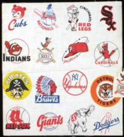 baseball logo old school