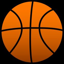 ball clipart orange