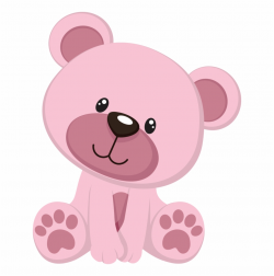 teddy bear clipart baby shower