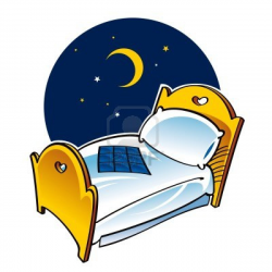 bed clipart animated