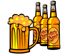 alcohol clipart beer bottle