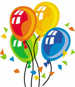 birthday clipart free happy