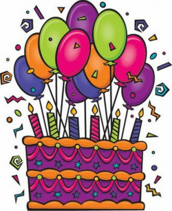 birthday clipart free bday