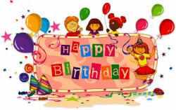 free birthday clipart celebration