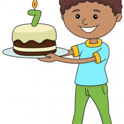 birthday clipart boy