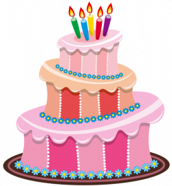 cake clipart happy birthday