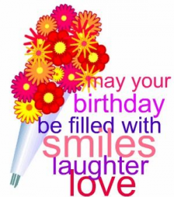 friend clipart happy birthday