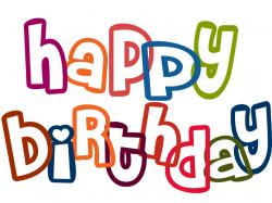birthday clipart free june