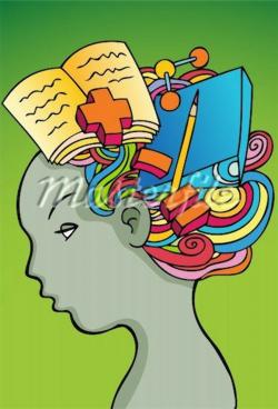education clipart brain