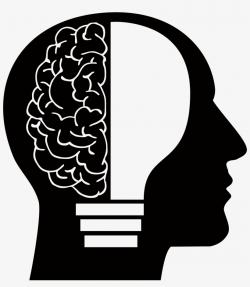 brain clipart lightbulb