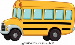 bus clipart animated