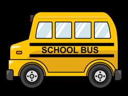 bus clipart cartoon