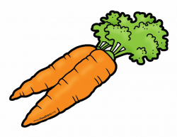 vegetables clipart carrot