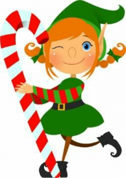 elf clipart animated
