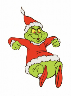 grinch clipart full body