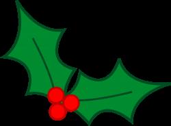 mistletoe clipart corner