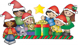 december clip art preschool