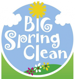 clean up clipart spring