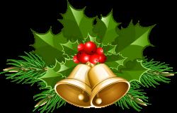 mistletoe clipart bells