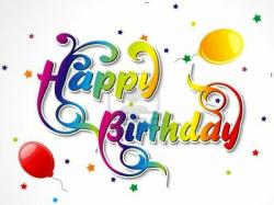 birthday clipart free card