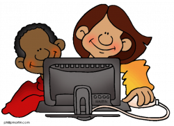 technology clipart student