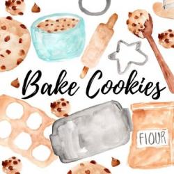 cookies clipart baking