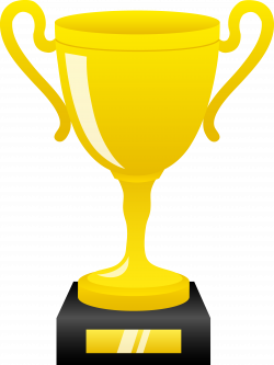 trophy clipart cartoon