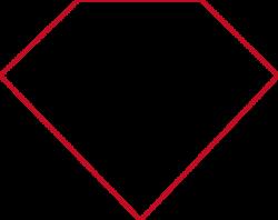 diamond clipart shape