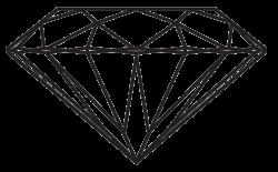 diamond clipart transparent