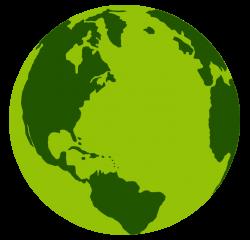 earth clipart green