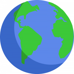 earth transparent drawing