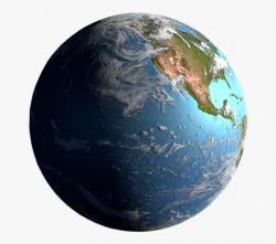 earth transparent realistic