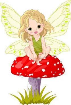 fairy clipart garden