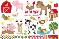 farm clipart animal