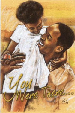 fathers day clipart african american