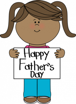 fathers day clipart daughter